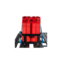 Double Vertical Jerry Can Holder