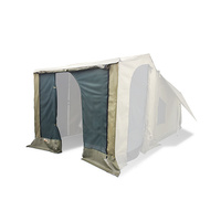 Oztent Deluxe Front Panel