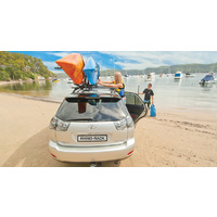 Folding J Style Kayak Carrier Extension